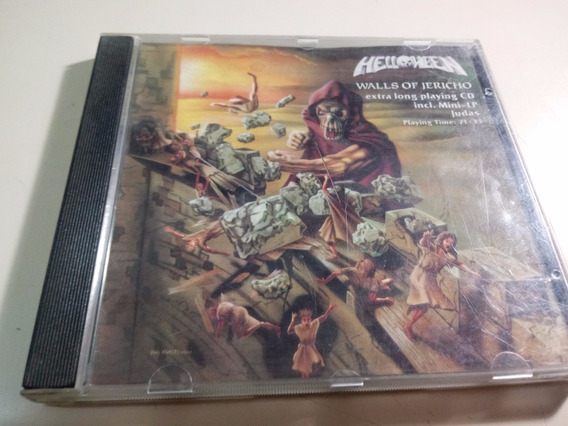 Helloween - Walls Of Jericho - Made In Usa