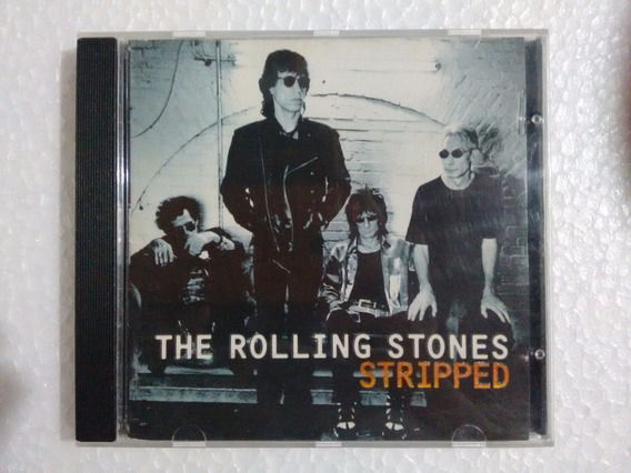 Rolling Stones - Stripped (cd)