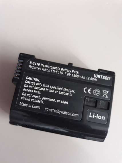 Battery Pack B-3410 Rechargeable