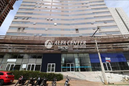 Sala Para Alugar, 61 M² Por R$ 3.100,00/mês - Jardim Goiás - Goiânia/go - Sa0200