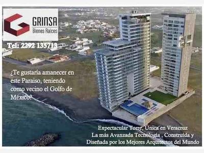 Departamento En Venta Fracc Playas Del Conchal
