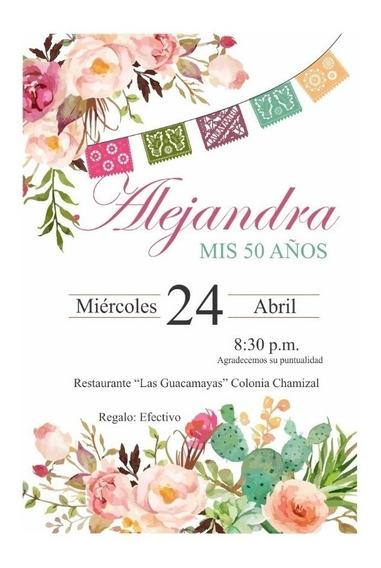 Sabritas Mexicanos Invitaciones Y Tarjetas En Veracruz En