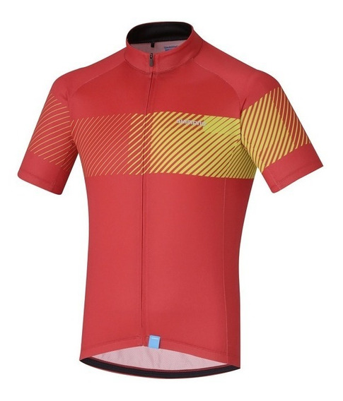 Jersey Remera Ciclismo Shimano Climbers - Racer Bikes