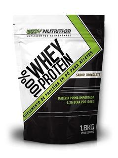 100% Whey Protein 1,8kg - Wedy Nutrition