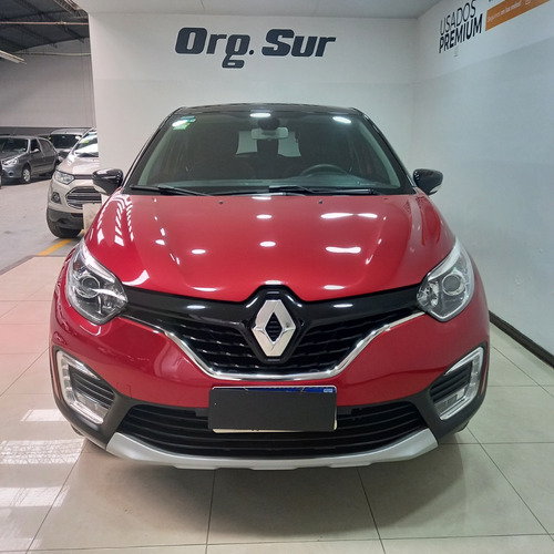 Imagen 1 de 9 de Renault Captur Intense 2.0l Mt 5p