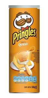 Pringles Queso 124 Grs.