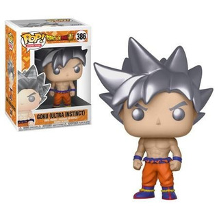 Funko Pop Animation #386 Dragon Ball Goku Ultra Nortoys