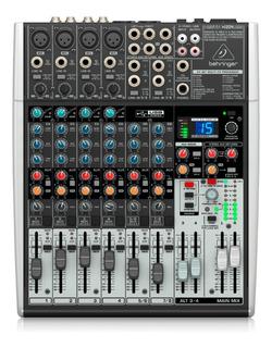 Consola Behringer Xenyx X1204usb 4 Canales Efectos