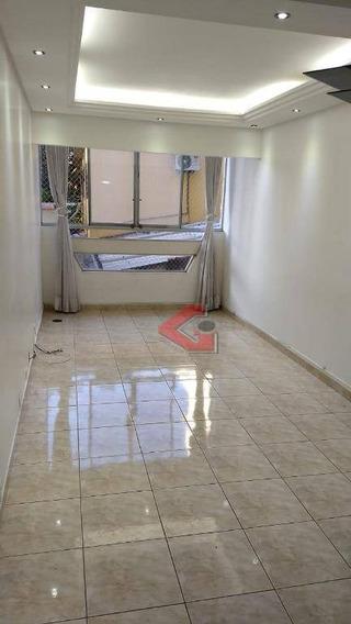 Apartamento Com 2 Dormitórios Para Alugar, 62 M² Por R$ 1.550,00/mês - Rudge Ramos - São Bernardo Do Campo/sp - Ap2777