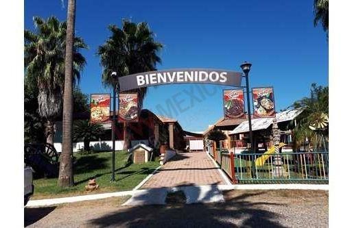 Inversionistas Excelente Terreno E Instalaciones Tipo Campestre Uso Comercial De Restaurante En Culiacancito, Culiacán, Sinaloa