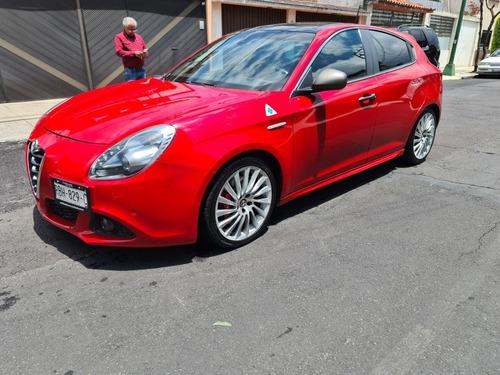 Imagen 1 de 14 de Alfa Romeo Giulietta Quadrifoglio 2015 $279500 Socio Anca