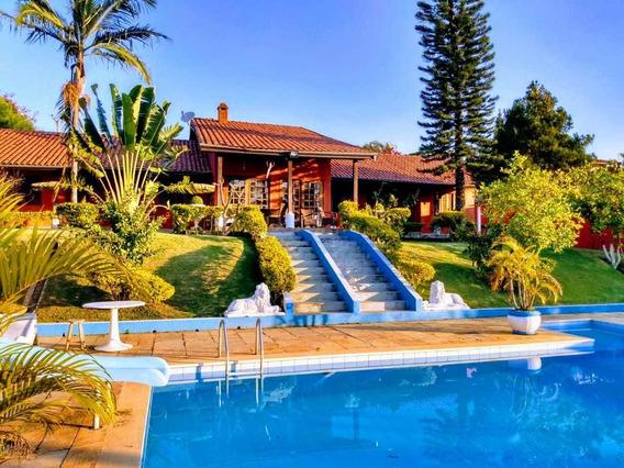 Casa Cond Porta Do Sol - 6 Quartos, 3 Salas , 6 Banheiros