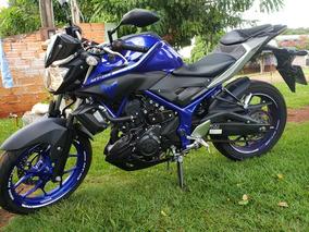 Yamaha Vendo Mt 03 17/18