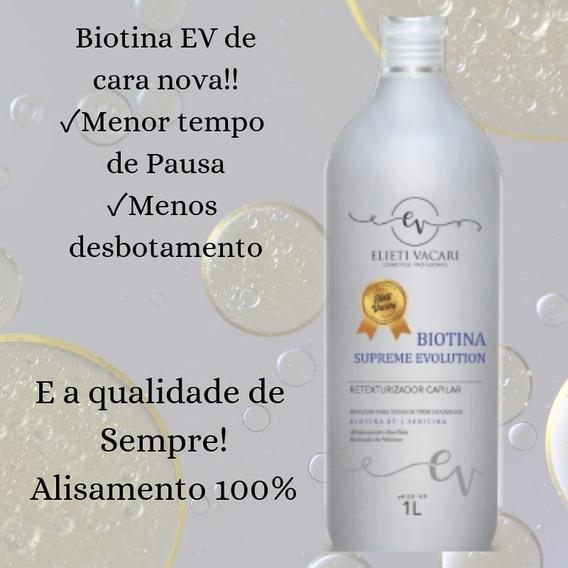 Biotina Ev Liso 100%