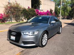 Audi A6 2012 3.0 Tdi Elite Quattro Diesel Piel Qc Nuevo!