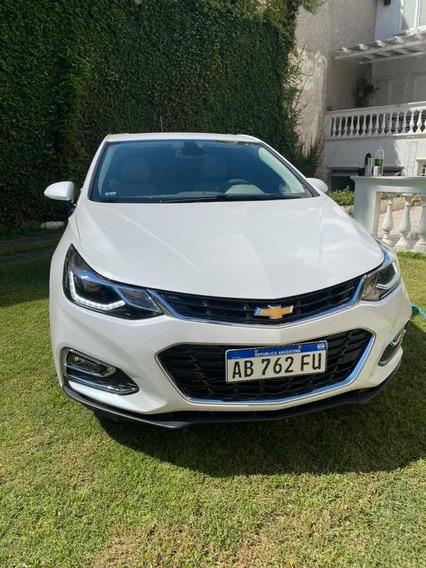 Chevrolet Cruze 1.4 Turbo At