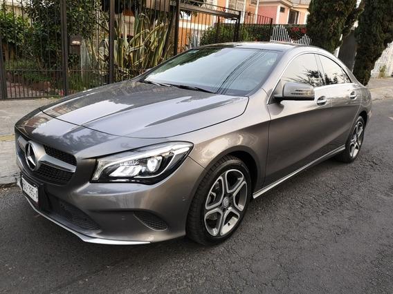 Mercedes-benz Clase Cla 1.6 200 Cgi Sport At 2017