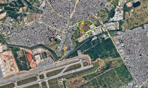 Terreno Com Galpão À Venda, 97500 M² Por R$ 60.000.000 - Jardim Novo Portugal - Guarulhos/sp - Te0015