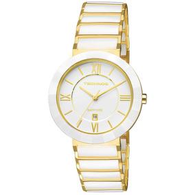 Relógio Technos Feminino Sapphire 2015ce/4b