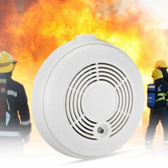 Pack X 10 Alarmas Detector De Humo Inalámbrico Envío Gratis