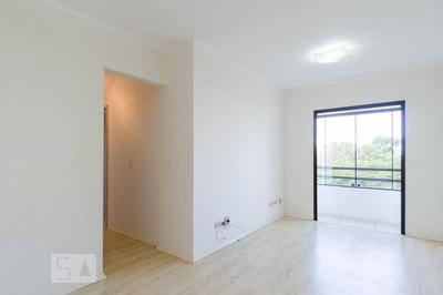 Apartamento No 4º Andar Com 2 Dormitórios E 2 Garagens - Id: 892906089 - 206089