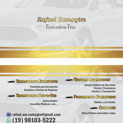 Transporte Executivo