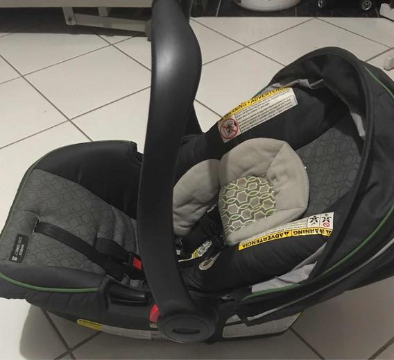 Bebê Conforto + Base Carro Graco Click Connect