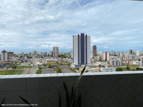 Imagem 1 de 15 de Apartamento Para Venda Em João Pessoa, Aeroclube, 3 Dormitórios, 1 Suíte, 2 Banheiros, 2 Vagas - Ka 1581_2-1225157