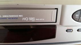 Video Philco 7 Cabeças (funcionando)