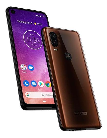 Smartphone Motorola Motorolaone Vision Bronze