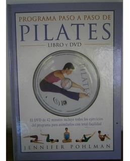 Programa Paso A Paso De Pilates Libro Dvd