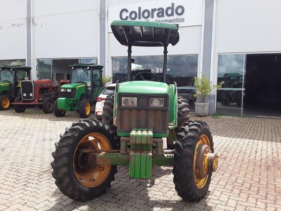 Trator Jd 5603 - 4x4- 2008-7978 Horas - Oferta Especial