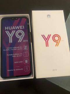 Teléfono Celular Huawei Y9