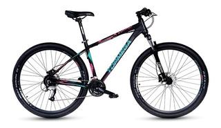 Bicicleta Mountain Bike Topmega Armor Sport Rodado 29 27v