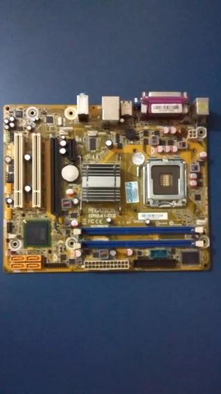 Placa Mãe 775 Ddr3 Ipm41-d3 Aceita Dual Core 2 Duo/quad
