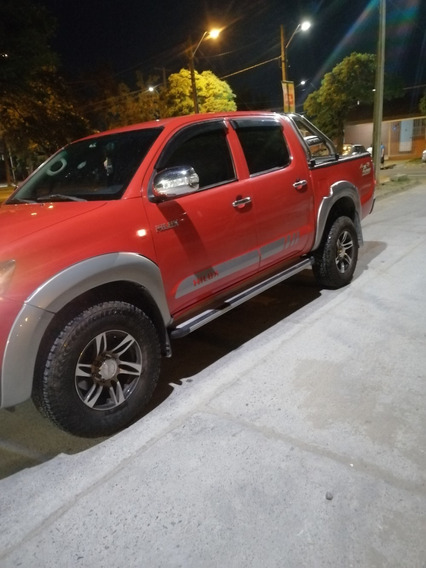 Toyota Hilux 2016 Dcab Tdi Sr 2.5