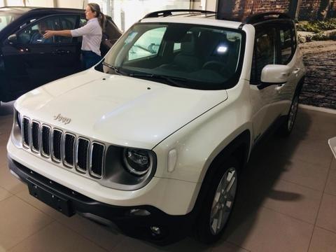 Jeep Renegade 1.8 Limited Flex Aut. 5p 2020