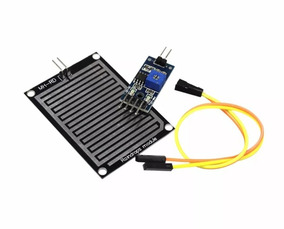 Módulo Sensor De Chuva Detecta Pingos Gotas Pic Mega Arduino
