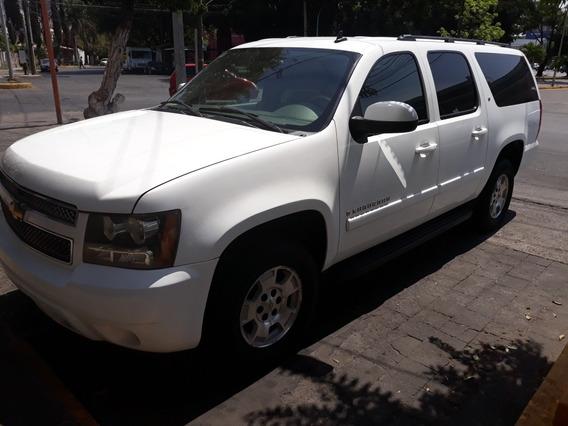 Chevrolet Suburban 5.3 Paq B Mt 2008