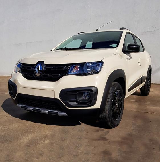 Renault Kwid 1.0 Sce 66cv Outsider 2020 (lc)