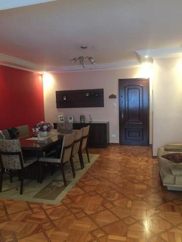 Imagem 1 de 8 de Apartamento Residencial À Venda, Mooca, São Paulo. - Ap3940