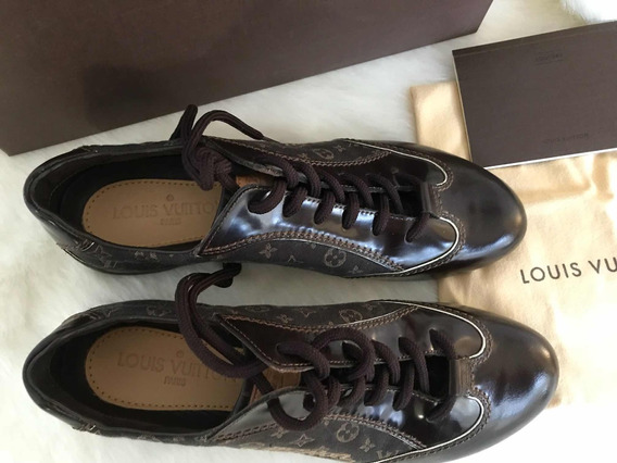 Tenis Louis Vuitton Café 100% Originales