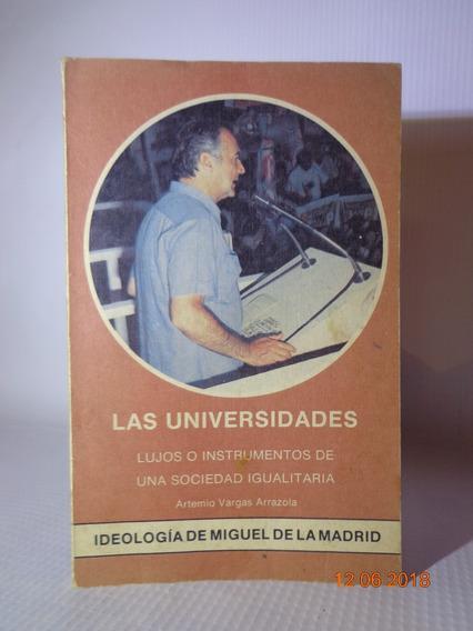 Las Universidades Artemio Vargas Arrazola
