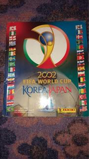 Álbum Japón Korea 2002