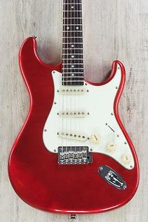 Tagima T-635 Serie Classic Estilo Strat Guitarra Eléctrica,