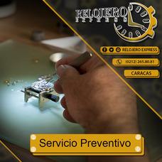 Relojero Express, Especialistas En Relojes De Toda Marca