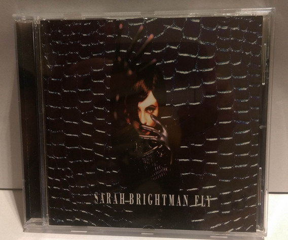 Sarah Brightman - Fly ( Importado Alemania )