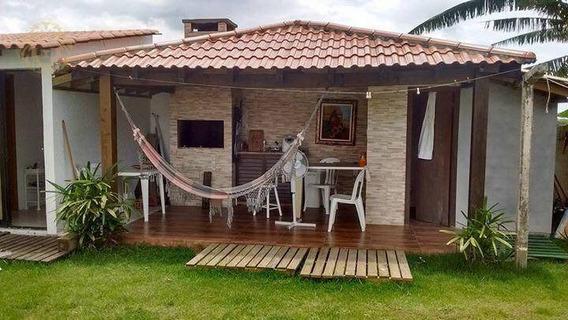 Casa Residencial À Venda, Garopaba. - Ca0199