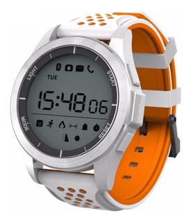 Relogio Pedometro Smartwatch F3 Termometro Android Ios Run