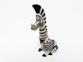 Zebra Marty Madagascar Boneco Brinquedo